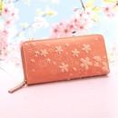 スヌーピー 桜づくしボタニカルレザー財布
