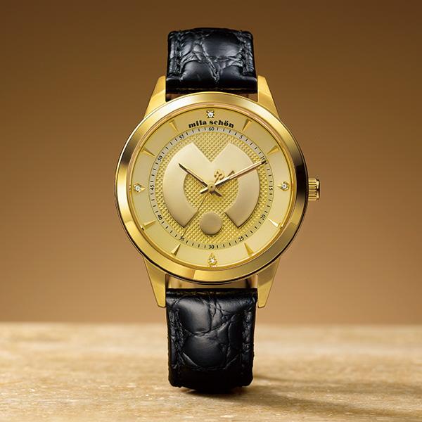 ミラ ショーン 時計